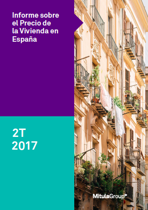 Spanish property price report - Q2 2017